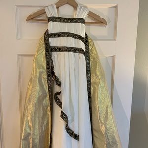 Chasing Fireflies Greek Goddess Costume